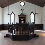 b'nai abraham synagogue interior