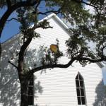 b'nai abraham synagogue roof line