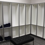 DJO surgical locker room