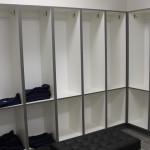 DJO surgical locker room