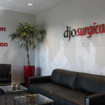 DJO Surgical waiting room