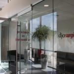 DJO Surgical waiting room
