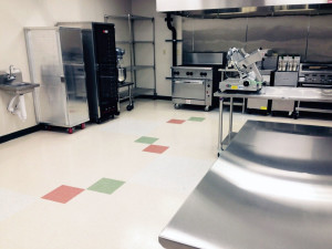 Burnet High School Culinary Lab Renovation