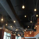 fukumoto restaurant lighting and ceiling