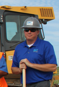 Troy Putman Superintendent DKC Construction