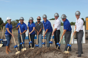 Ambition Park Groundbreaking